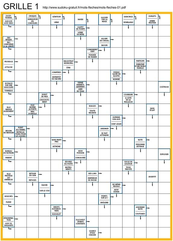mots fleches pdf
